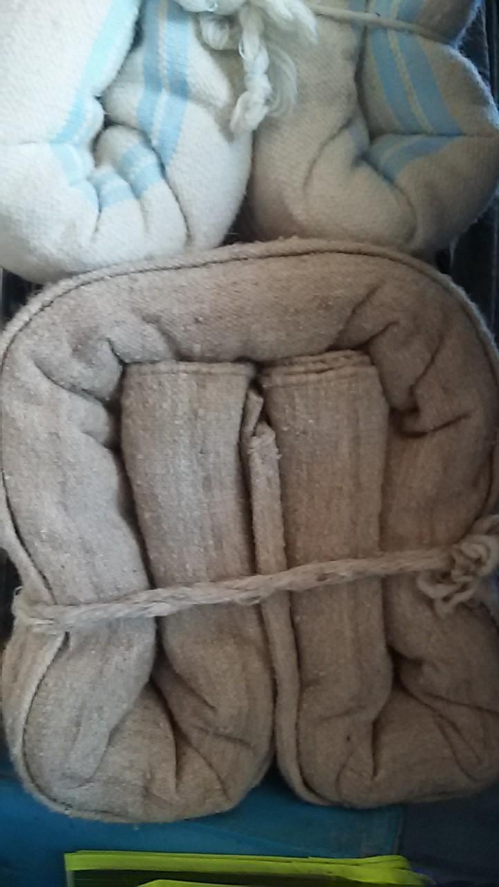 Tejlila (couverture) en laine