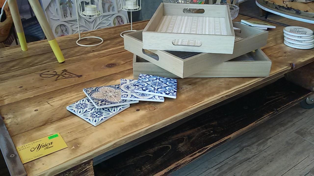 Table Basse Recup Artisans D Art # Table Basse Recup