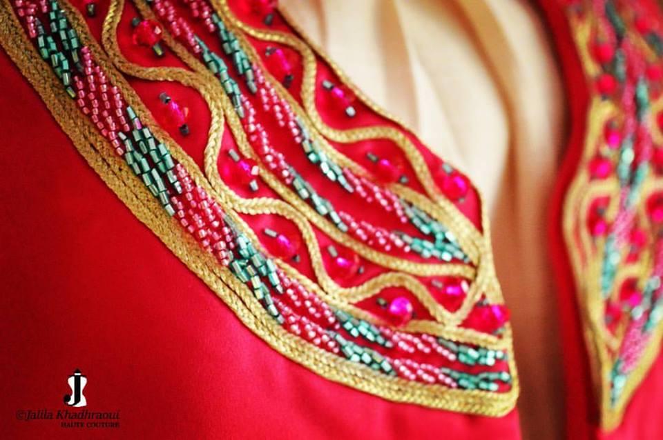 Jalila Khadhraoui Haute Couture - Artisans d Art 28fdd590336
